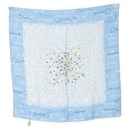 Cartier Silk scarf in blue