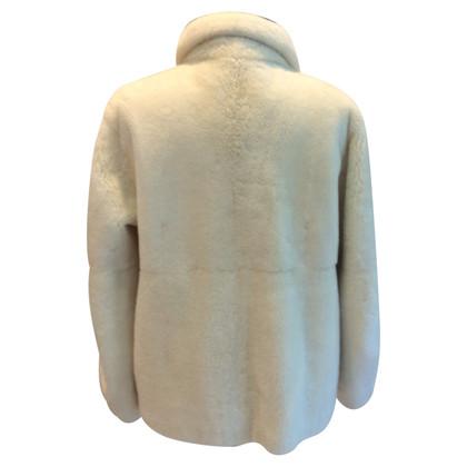 Jil Sander Sheared mink jacket