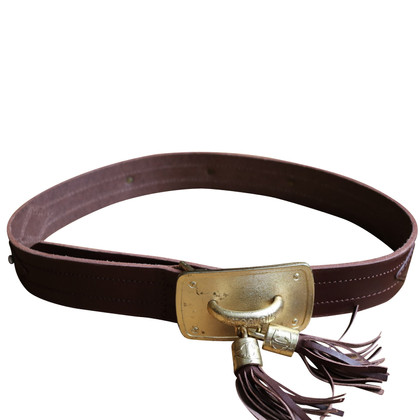 Just Cavalli Leather 100% Belt