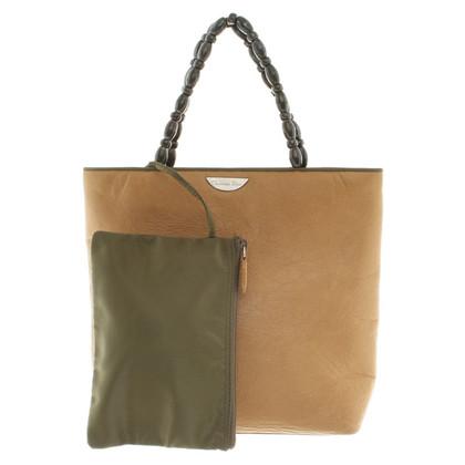 Christian Dior Handtasche mit Perlengriff