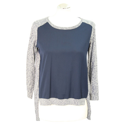 French Connection top in blue