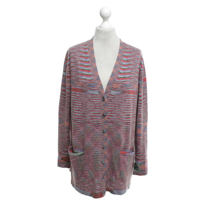 Missoni Mouliné yarn cardigan