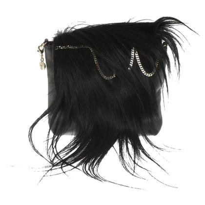 Patrizia Pepe Shoulder bag in black