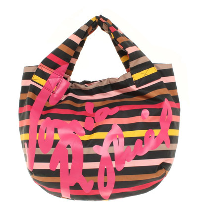 Sonia Rykiel Gestreifte Tasche in Multicolor