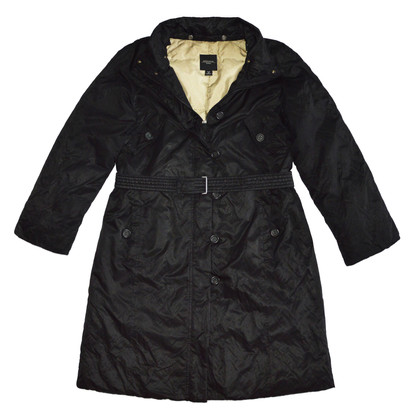 Max Mara Black Down Coat