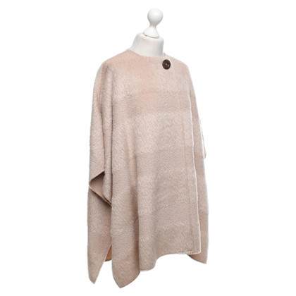 Other Designer Piazza Sempione - Nude colored poncho