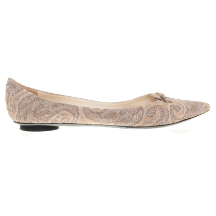 Marc by Marc Jacobs Ballerinas aus Leder
