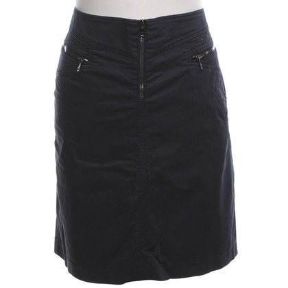 Marc Cain Rok in donkerblauw