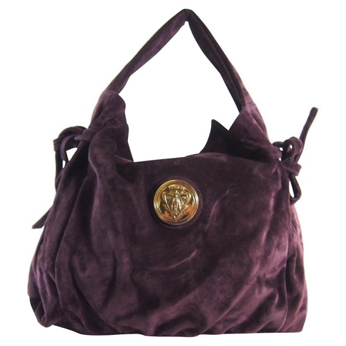 929bacd7a089f3 Gucci Hysteria Bag in Violet - Second Hand Gucci Hysteria Bag in ...