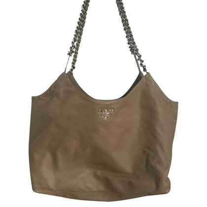 Prada Shoulder bag in beige