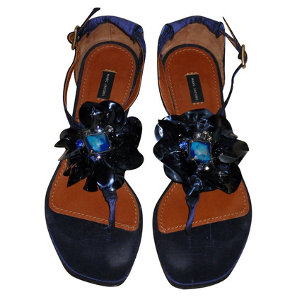 Marc Jacobs Sandalen mit Applikationen