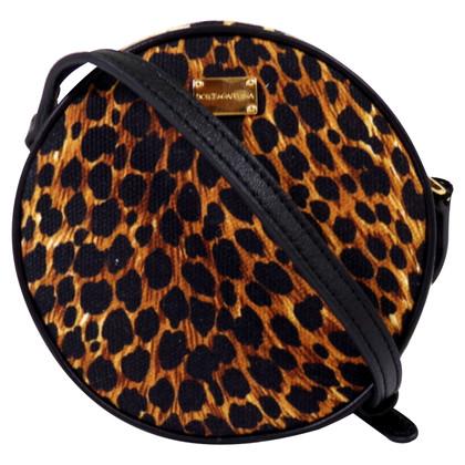 Dolce & Gabbana pochette animalier