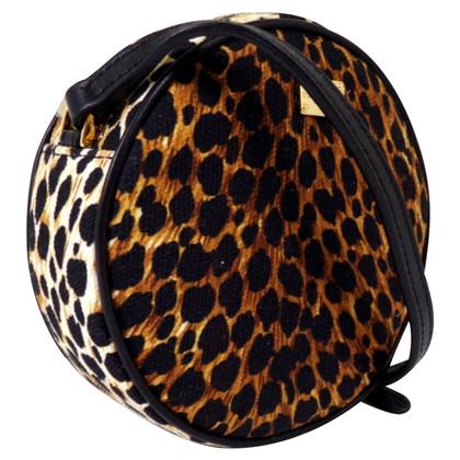 Dolce & Gabbana Clutch mit Reptilprint