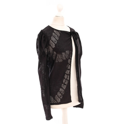 Wolford Lace jacket in black