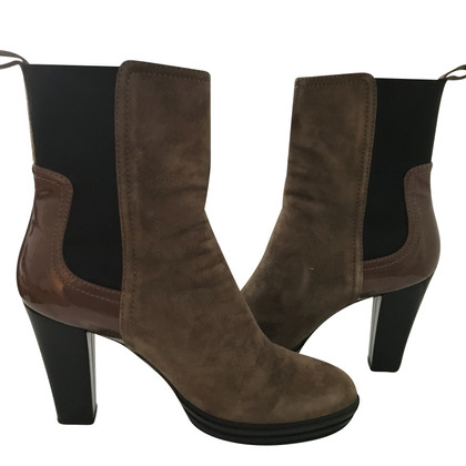 Hogan Ankle boot taupe