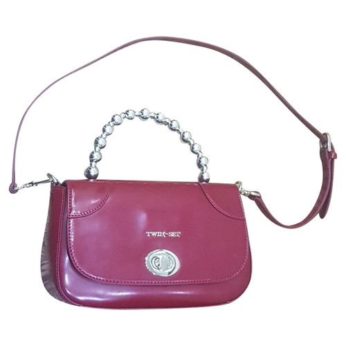 063e6fc87db0 Twin-Set Simona Barbieri Handbag with shoulder strap - Second Hand ...
