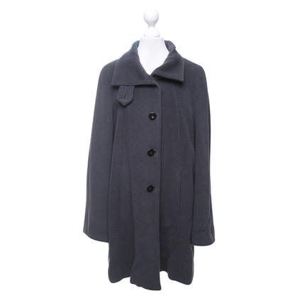 Armani Collezioni Cappotto in grigio scuro
