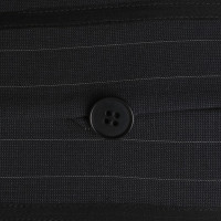 Armani Short jacket with pinstripes