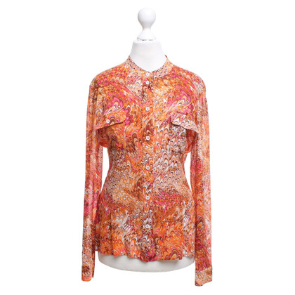 Céline Blouse with pattern