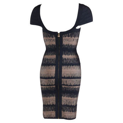 Hervé Léger bodycon dress