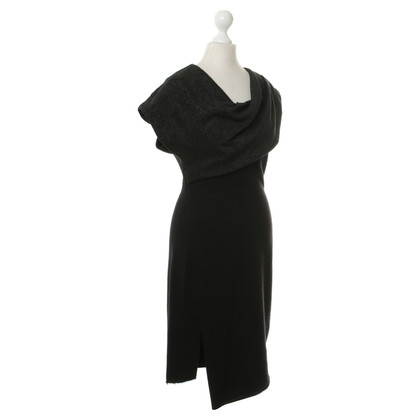 Helmut Lang Black cocktail dress, size 36