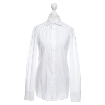 Dsquared2 Bluse in Weiß