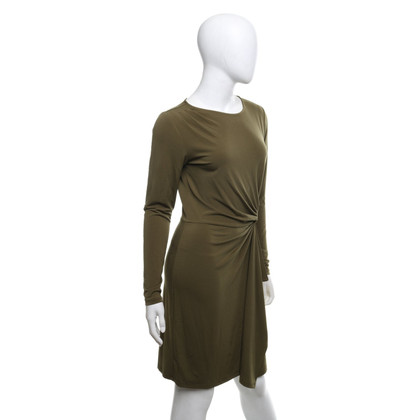 Michael Kors Kleid in Oliv
