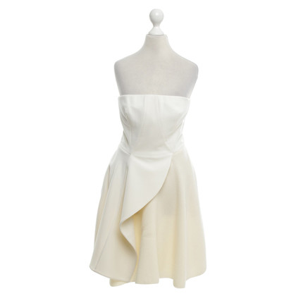 Stella McCartney Corsage dress in cream