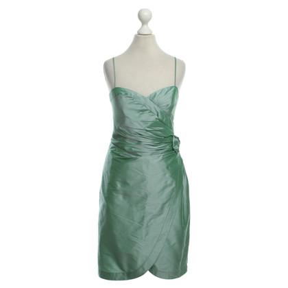Armani Silk dress with decorative flower