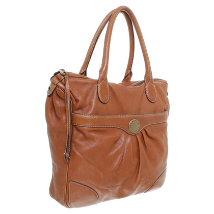 Marc by Marc Jacobs Leather bag with label tag