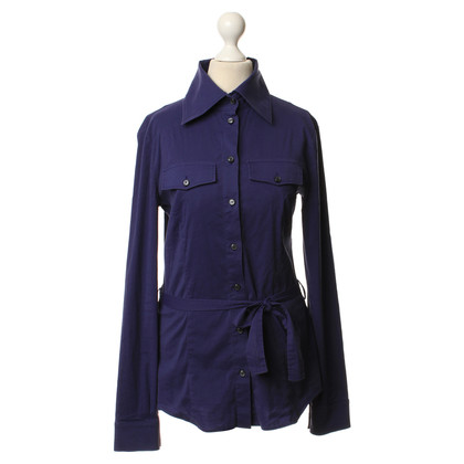 Patrizia Pepe Shirt in paars