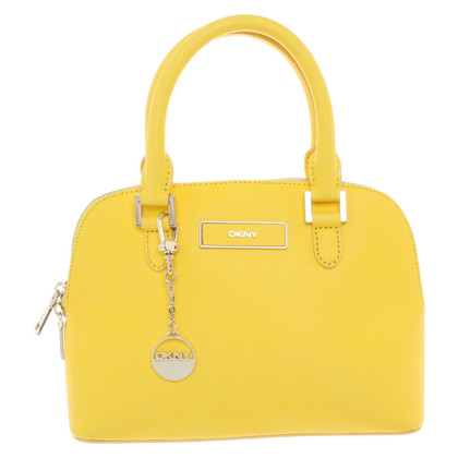 DKNY Handbag in yellow