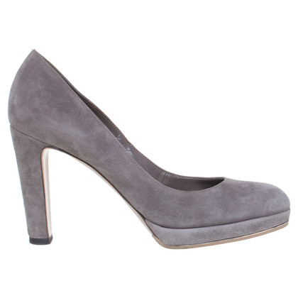 Gianvito Rossi Pumps in Grau