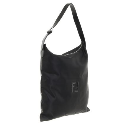Fendi Tote Bag in Schwarz