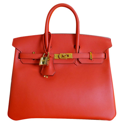 "Hermès ""Birkin Bag 25"" aus Swift-Leder"