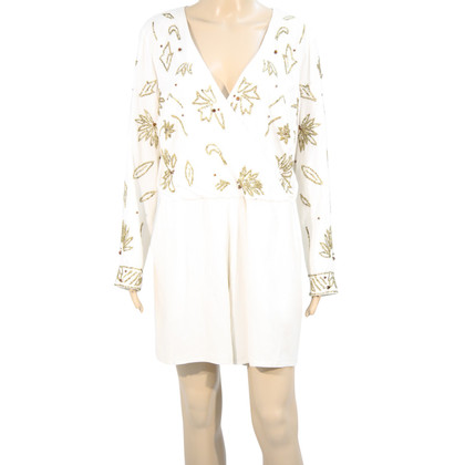 Reiss Jumpsuit in white