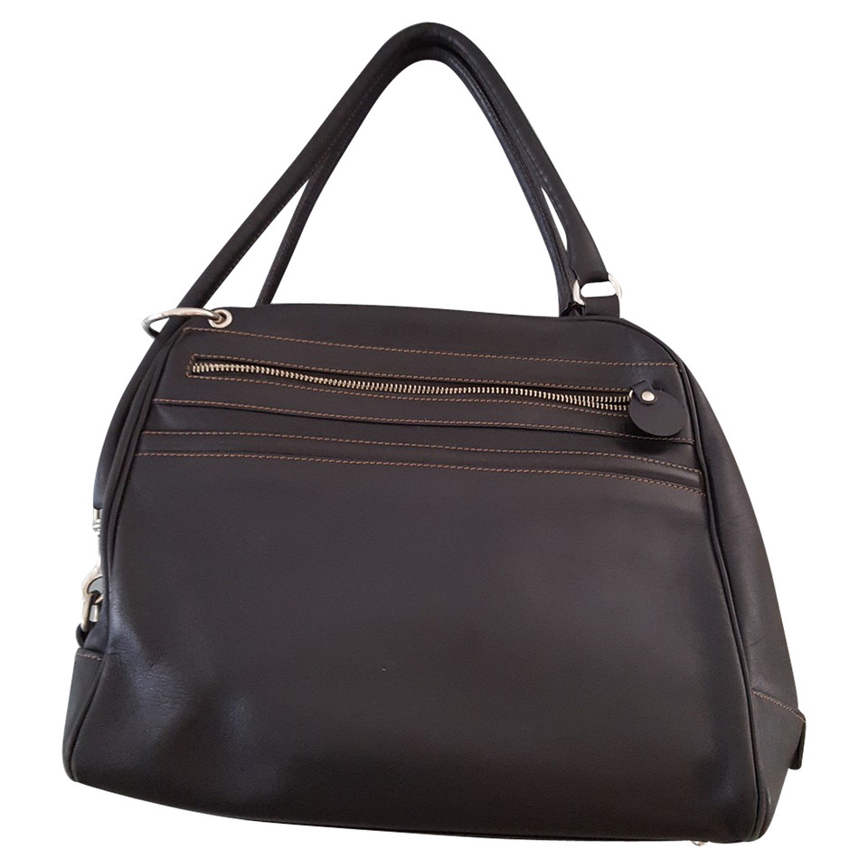 Hogan Bowling Bag in nero