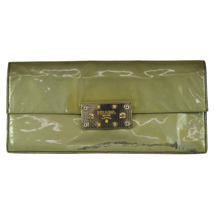 Prada Patent leather wallet