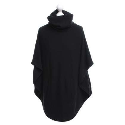 Ralph Lauren Black Label Poncho from cashmere