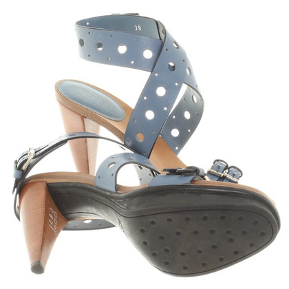 Tod's Sandals in light blue