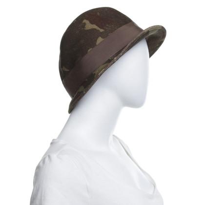 Borsalino Hat in green