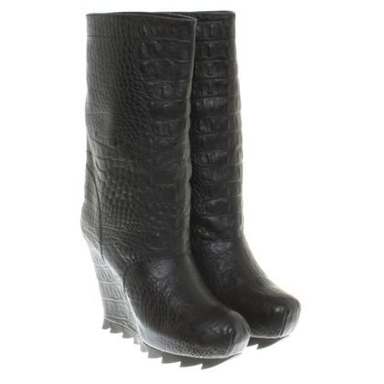 Camilla Skovgaard Boots in zwart