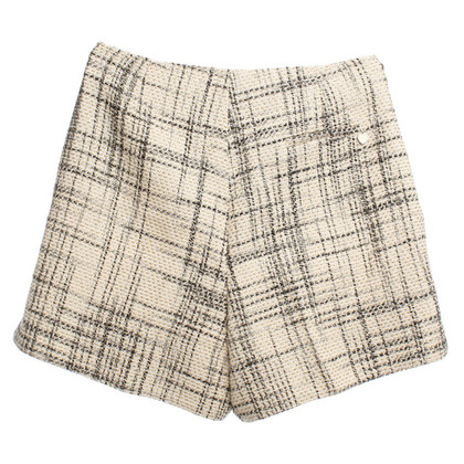 Twin-Set Simona Barbieri Mini shorts with pattern