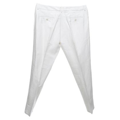 Max Mara Pantaloni in crema