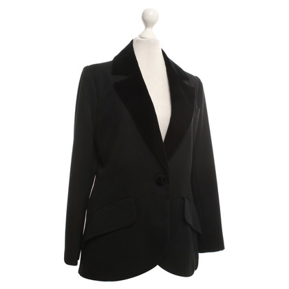 Saint Laurent Blazer in zwart