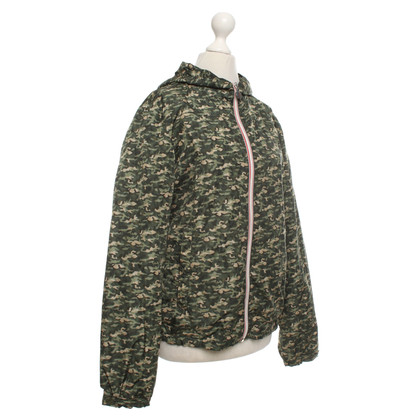 Moncler Jacket with pattern