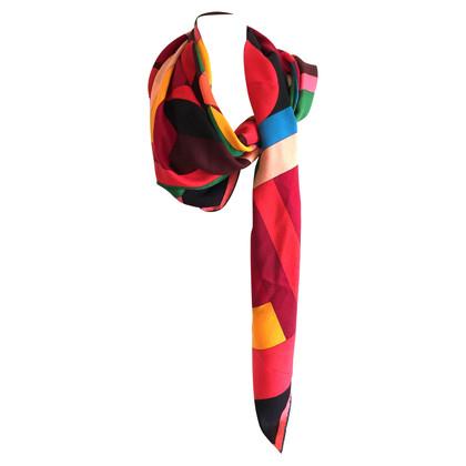 Hermès Tuch aus Seide und Kaschmir