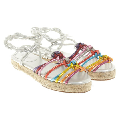Chloé Sandalen in multicolor