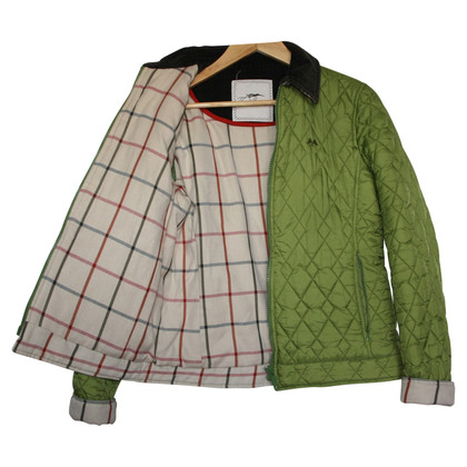 Thomas Burberry Jacket in green