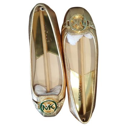 Michael Kors Ballerine in oro